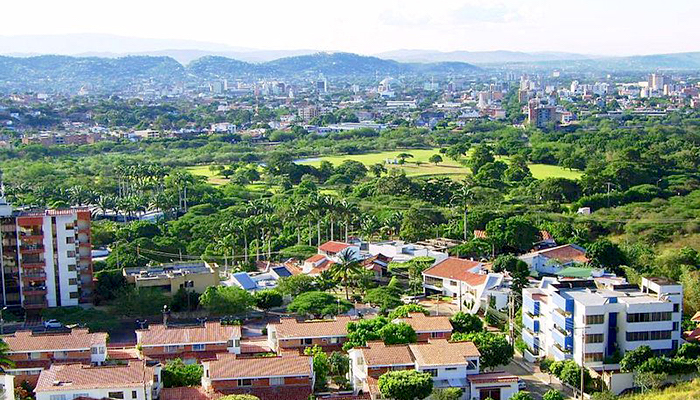 Cúcuta, capital de Norte de Santander. Foto: Wikimedia Commons
